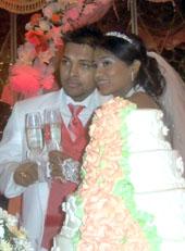 Reshma & Omesh Kumar
